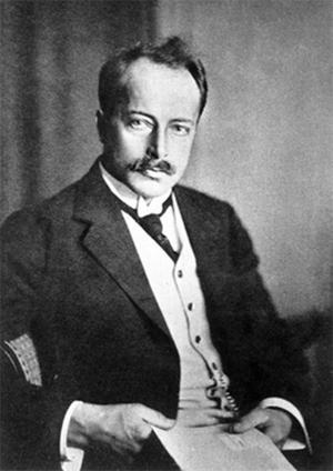 冯•劳厄 (Max von Laue)
