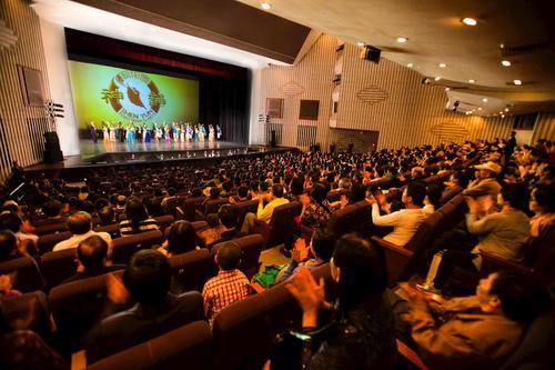 神韵风靡亚洲 台湾巡演圆满落幕